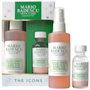 """Want to knock out any mask-related skin issues in one fell swoop? Grab this set. The cult-favorite spray contains aloe and rosewater to calm any irritation (plus it smells amazing), while the drying lotion will shrink zits overnight. $19, Sephora. <a href=""""https://www.sephora.com/product/mario-badescu-the-icons-drying-lotion-rose-facial-spray-duo-P460759"""" rel=""""nofollow noopener"""" target=""""_blank"""" data-ylk=""""slk:Get it now!"""" class=""""link rapid-noclick-resp"""">Get it now!</a>"""