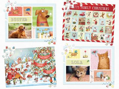 I See Me! Personalized Christmas Puzzles and Personalized Pet Puzzles