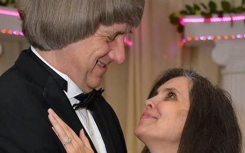 David Allen Turpin and 49-year-old Louise Anna Turpin - Credit: Facebook
