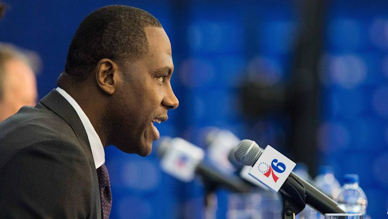 Elton Brand practicing patience, staying flexible ahead of NBA trade deadline