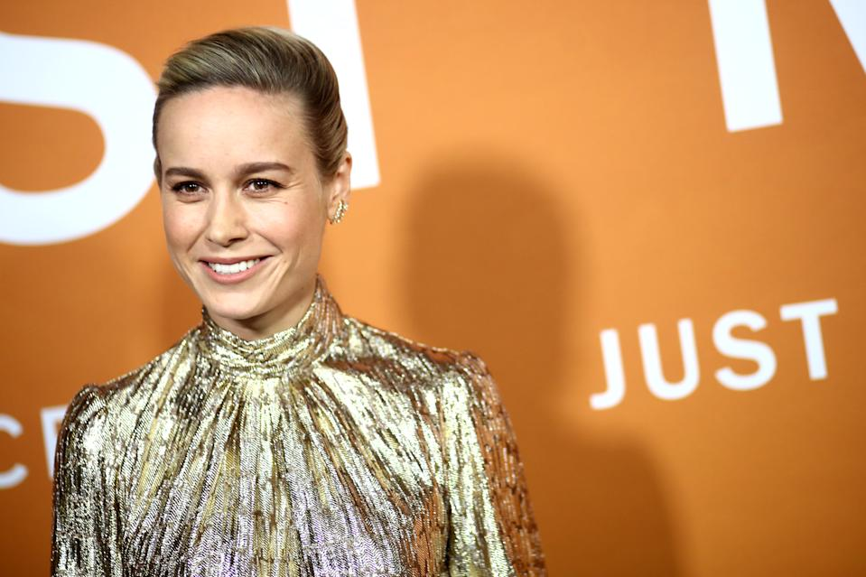 Brie Larson turns to her Nintendo for connection amid pandemic. (Photo: Getty Images)