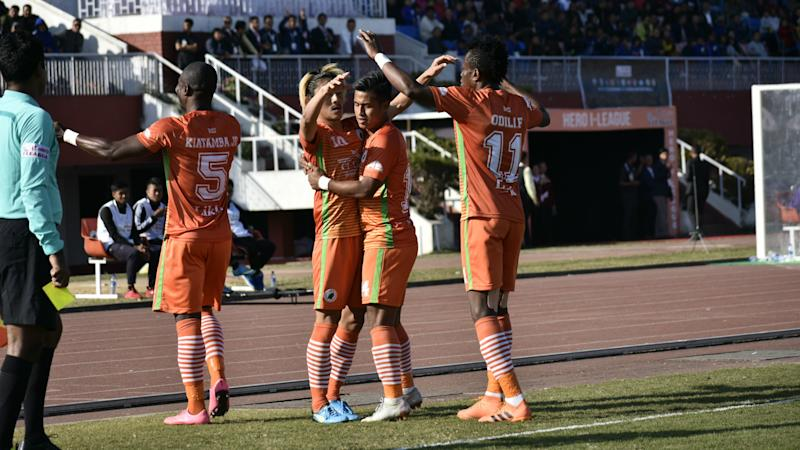 I-League 2018-19: Chennai City and NEROCA share spoils in a six-goal thriller