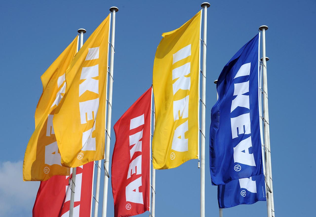 If you assumed IKEA was just a Swedish word you didn't know, you're wrong. The letters stand for the founder's initials (Ingvar Kamprad), the initial for the farm he grew up on (Elmtaryd), and the town the farm was in (Agunnaryd, Sweden). Apparently he was a sentimental guy.
