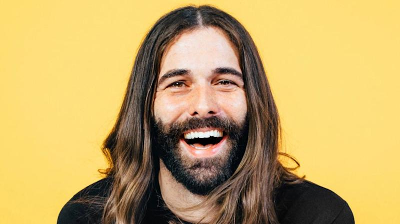 Jonathan Van Ness reveals he's H.I.V. positive, opens up about sexual abuse and drug addiction