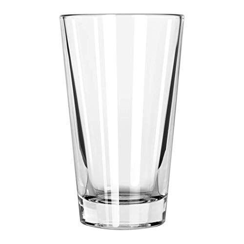 """<p><strong>Libbey</strong></p><p>amazon.com</p><p><strong>$15.70</strong></p><p><a href=""""https://www.amazon.com/dp/B01C684UQ8?tag=syn-yahoo-20&ascsubtag=%5Bartid%7C10067.g.36491587%5Bsrc%7Cyahoo-us"""" rel=""""nofollow noopener"""" target=""""_blank"""" data-ylk=""""slk:Shop Now"""" class=""""link rapid-noclick-resp"""">Shop Now</a></p><p>It may not be the flashiest part of your glassware collection, but a solid pint glass is unequivocally essential. After all, you can never pour up a perfect pint of beer if you don't have the proper glass. </p>"""