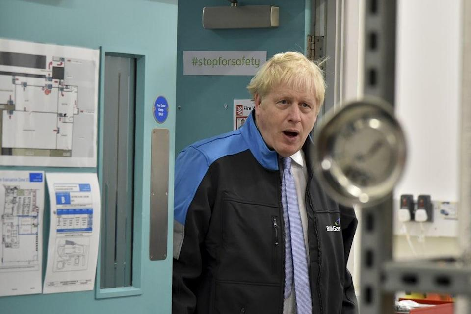 Prime Minister Boris Johnson said Covid measures would be kept in reserve (PA) (PA Wire)