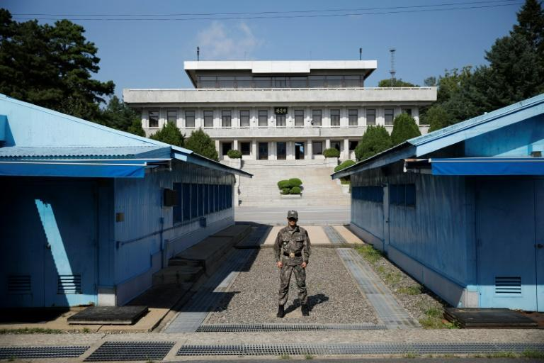 Tensions between the two Koreas have been rising in recent days