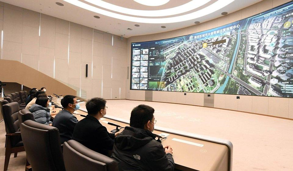 The artificial intelligence systems are being rolled out across the country. Photo: Handout
