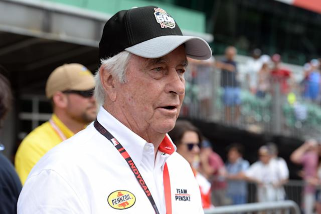 Roger Penske's teams have won the last two Indianapolis 500s. (Photo by Michael Allio/Icon Sportswire via Getty Images)