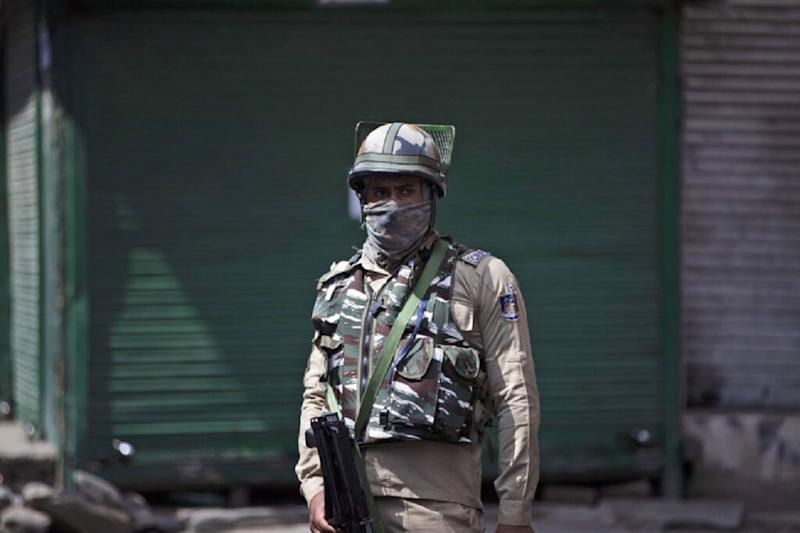 Centre Orders Immediate Withdrawal of 10,000 Paramilitary Force Personnel from Jammu and Kashmir