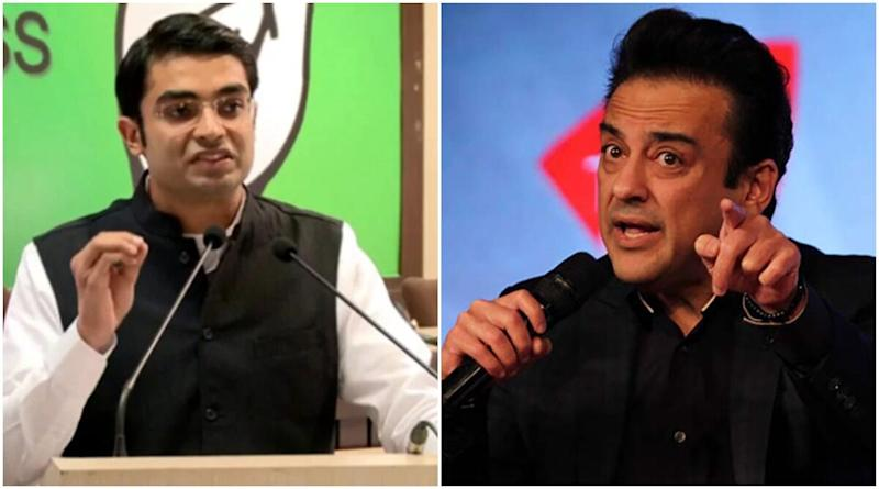 Adnan Sami Slams Congress Leader Jaiveer Shergill for Questioning His Padma Shri Award; Gets Trolled in Return (Read Tweets)