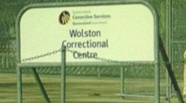 The inmate allegedly planning to kill Cowan is housed in the same unit, S8, at the Wolston Correctional Centre. Source: 7 News