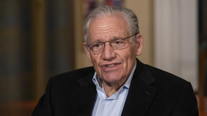 Bob Woodward interviewed Mr Trump 18 times from December 2019 to July 2020