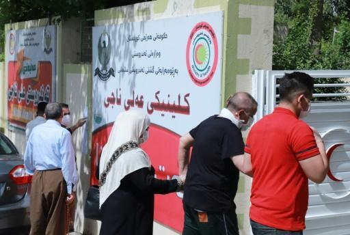 The Kurdish regional government, like federal authorities in Baghdad, is struggling to pay public-sector wages this year due to a collapse in oil prices and an economic recession brought on by the pandemic