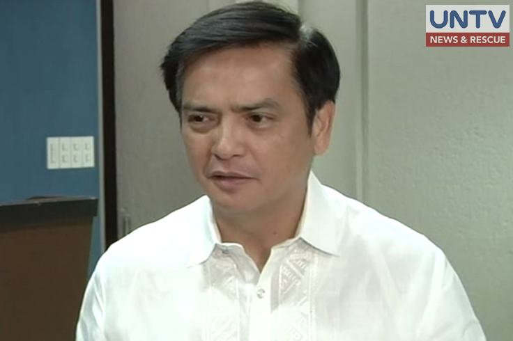 DFA spokesperson Assistant Secretary Charles Jose