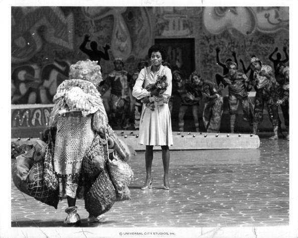 <p>The performer was enlisted to play Dorothy in Universal's remake of <em>The Wizard of Oz</em> in 1978. Ross was joined by costars Michael Jackson, Nipsey Russell, and Ted Ross in the film. </p>