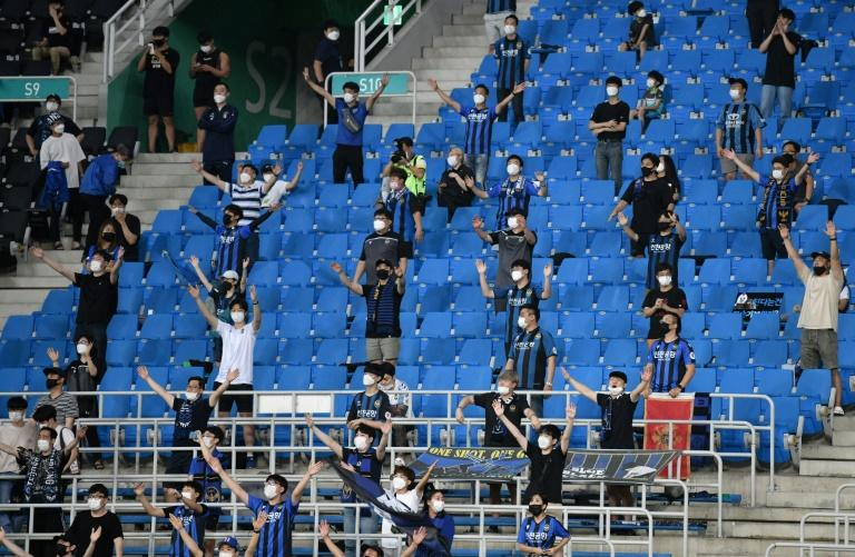 K-League fans back at 25 percent capacity as virus controls ease