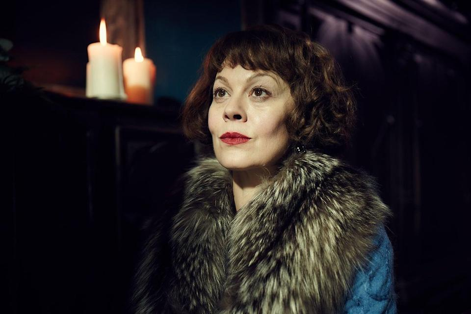 <p>McCrory as Polly in Peaky Blinders</p> (BBC/Caryn Mandabach Productions Ltd/Tiger Aspect/Robert Viglasky)