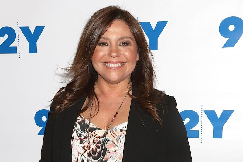 Rachael Ray attends Cameron Diaz in Conversation with Rachael Ray at 92nd Street Y on April 5, 2016 in New York City. | Laura Cavanaugh—FilmMagic/Getty Images.
