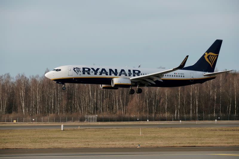 Ryanair warns of job losses as 737 MAX delivery date slips