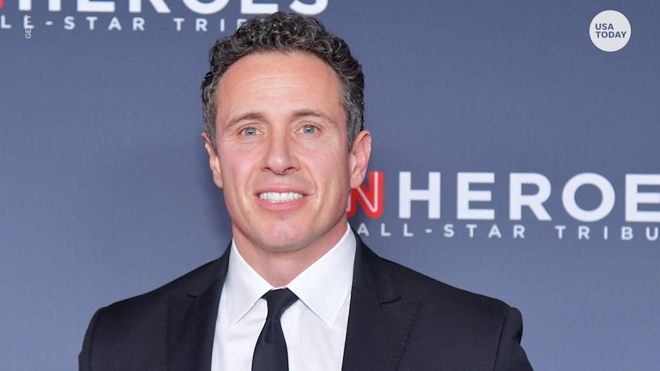 Chris Cuomo is breaking his silence hisolder brother, New York Gov. Andrew Cuomo,resigning from officeamida sexual harassment scandal anda pending federal investigationintohis handling of COVID-19 in nursing homes.