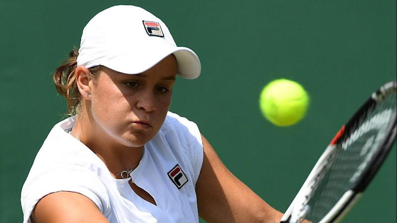 Ashleigh Barty plays Kiki Bertens for the first time since 2013 in the Canadian Open quarter-finals