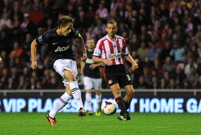 Adnan Januzaj burst onto the scene with a brace to seal a 2-1 win on his first United start at Sunderland in 2013
