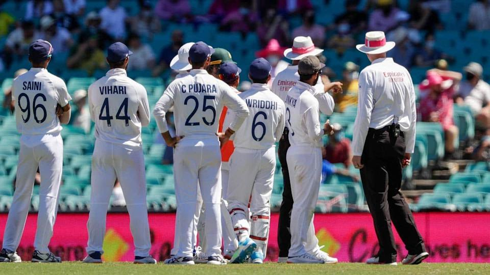 SCG Test: ICC condemns racial abuse, seeks report from CA
