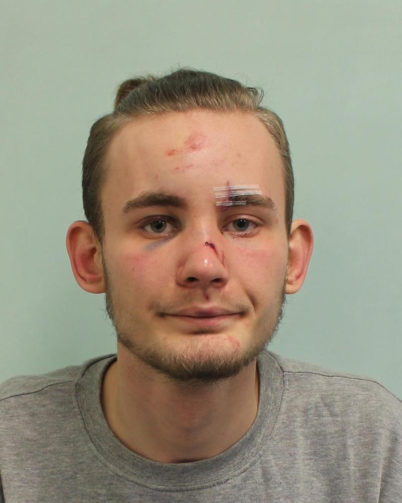 Jailed: Harry Wright