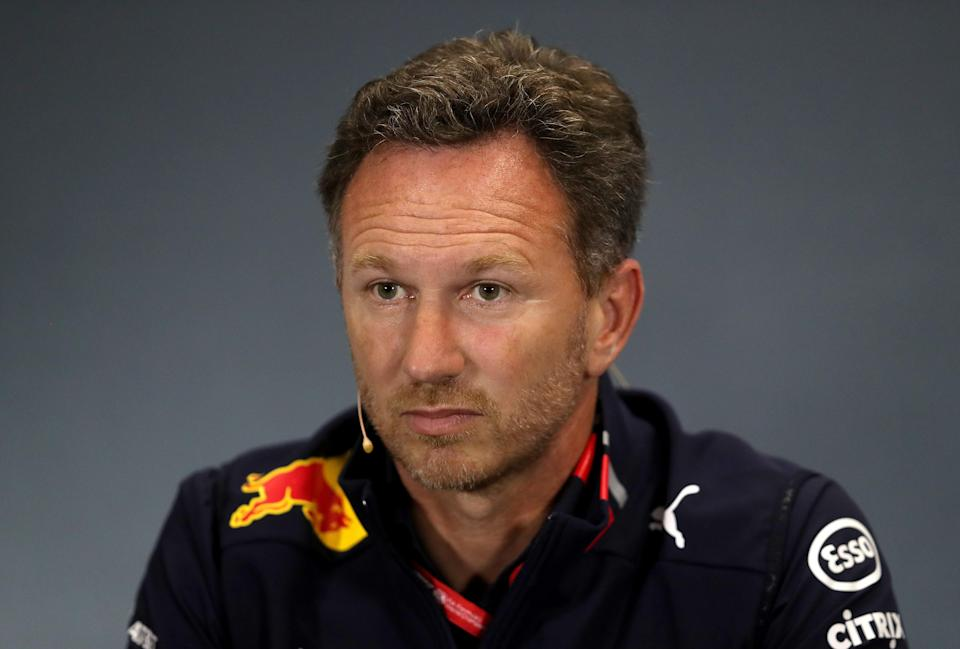 Christian Horner was unsuccessful in his appeal (David Davies/PA) (PA Archive)