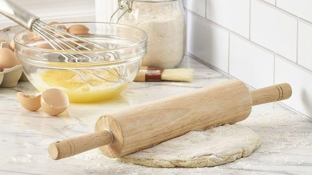 Every baker needs a basic rolling pin.