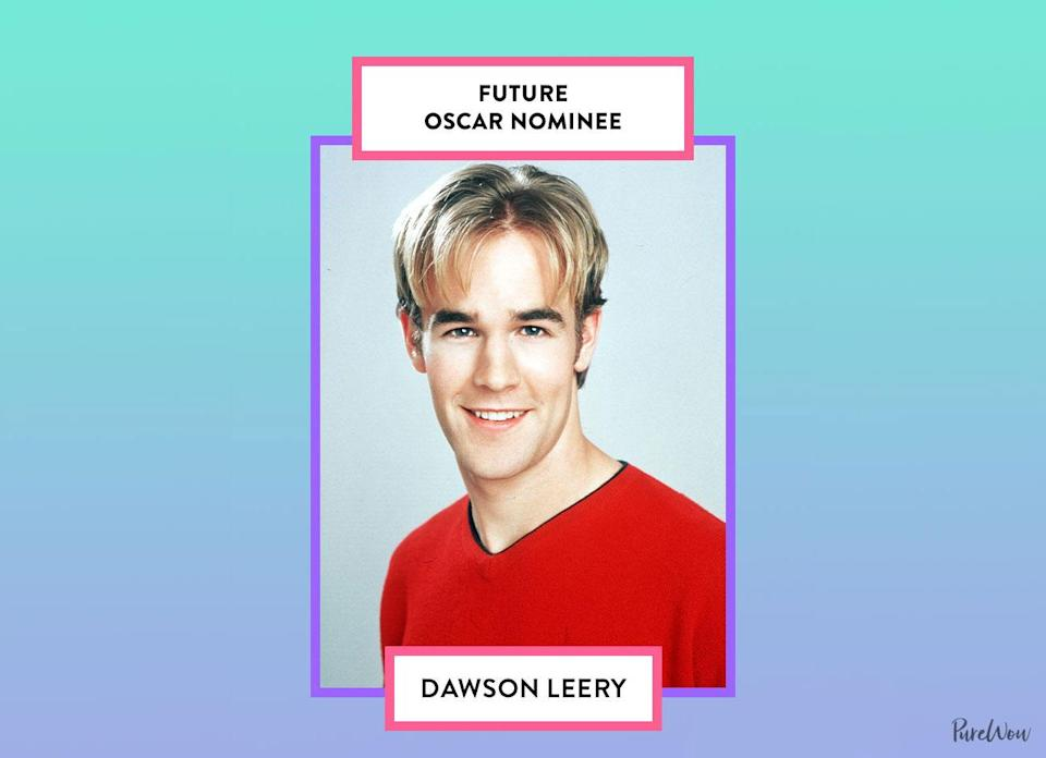<p>Dawson is quite the dreamer and he's definitely got drive. With his hard work and passion for filmmaking, it would come as no surprise if he became the next Steven Spielberg.</p>