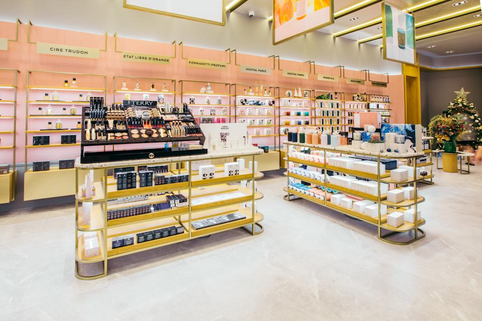 The escentials ION store. (PHOTO: Luxasia)