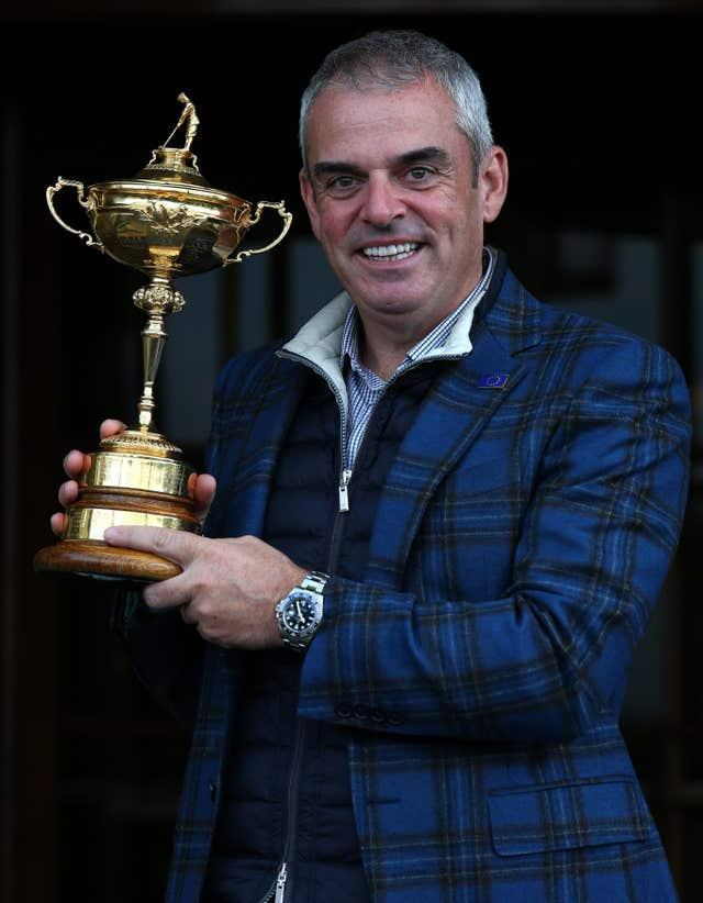 Golf – 40th Ryder Cup – Photocall – The Gleneagles Hotel