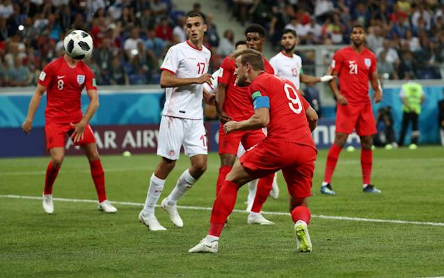 "Harry Kane insisted justice was done after he broke his tournament duck and netted a stoppage-time winner to secure England's first World Cup opening game victory since 2006. But manager Gareth Southgate is sweating on the fitness of Dele Alli, who will have a scan on his injured quad. Kane headed in from close range to clinch a 2-1 Group G success against Tunisia, who thought they were on course to survive a first-half onslaught and a number of contentious incidents. Southgate's men took the lead through Kane in the 11th minute, but missed a host of opportunities before Kyle Walker gifted Tunisia an equaliser from the penalty spot after being accused of pushing Fakhreddine Ben Youssef. Jesse Lingard then hit the post and it seemed England might once again be frustrated in their first World Cup game until Kane headed in at the back post just after the fourth official had displayed there would be four minutes of time added on. England vs Tunisia Player ratings England were upset by the penalty award and felt referee Wilmar Roldan ignored a number of fouls on Kane, who did not score at Euro 2016. Captain Kane said: ""Maybe a bit of justice has been done at the end to get one at the back post. I think there could have been a couple of penalties, especially when you look at their one. ""We had so much joy from corners, they were trying to grab hold, trying to stop us running. That's football, that's the ref. ""It shows good character to get on with it and that's what we've done."" England 2-1 Tunisia: Did Southgate's big calls pay off? 