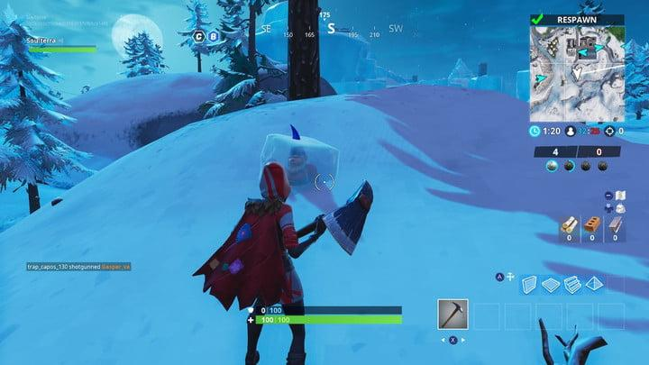 Fortnite Season 7 Week 6 Challenge Guide Search For Chilly Gnomes