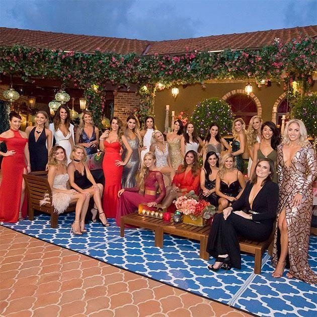 Life in the Bachelor mansion isn't fun and games for the girls. Source: Network Ten