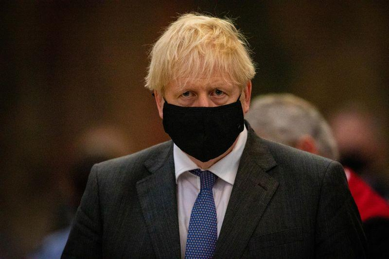 PM Johnson to urge Britons to go back to working from home - The Telegraph
