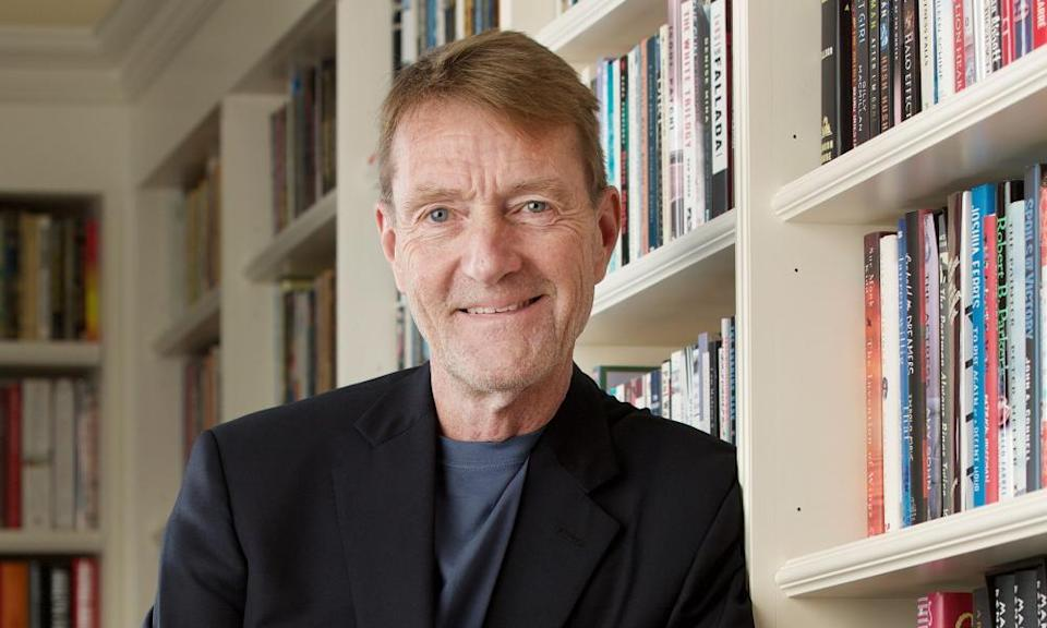 Lee Child (Credit: Rex)