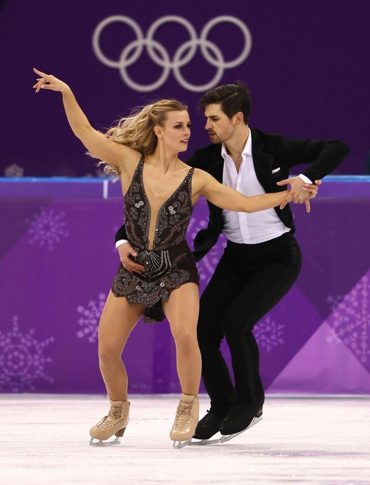 Madison Hubbell and Zach Donohue