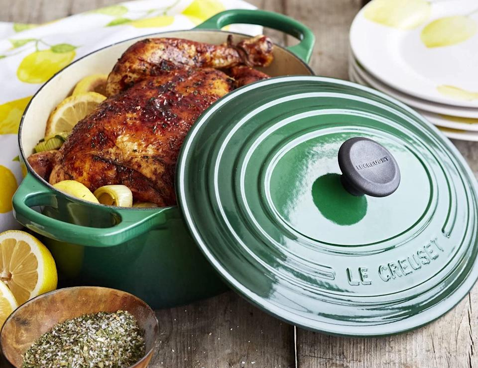 Le Creuset's Dutch ovens are 38 percent off today! (Photo: Amazon)