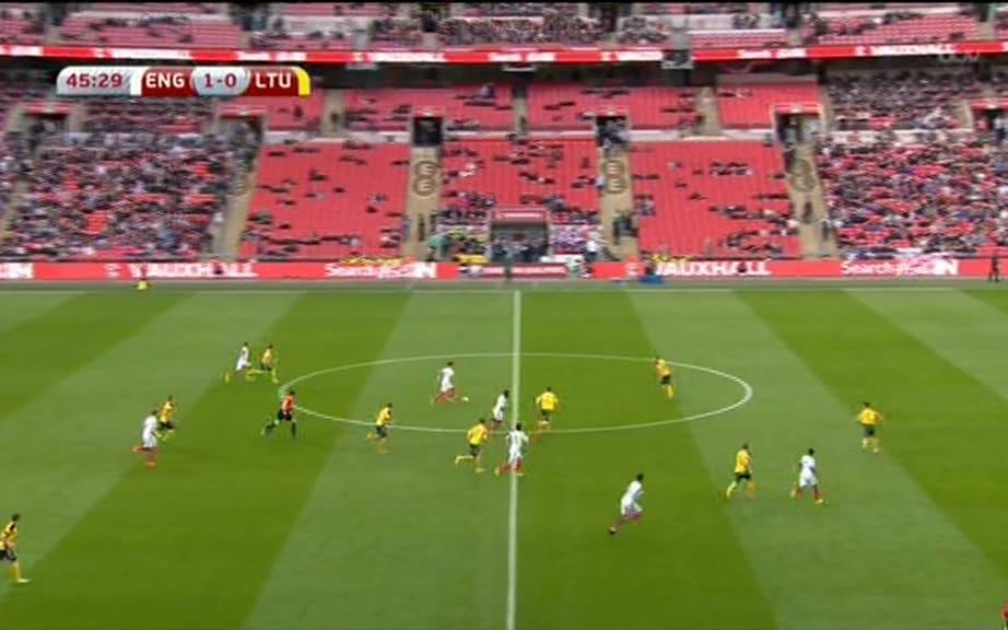 Empty seats - Credit: ITV