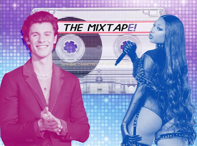 The MixtapE!, New Music Friday, Shawn Mendes, Megan Thee Stallion