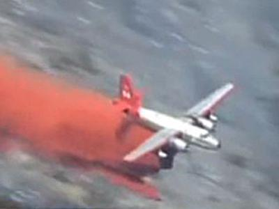 Hotshot crews, air tankers and helicopters are battling wildfires in Arizona.  The Sunflower blaze in the Tonto National Forest has charred about 2,500 acres, since it was spotted Saturday morning. (May 13)