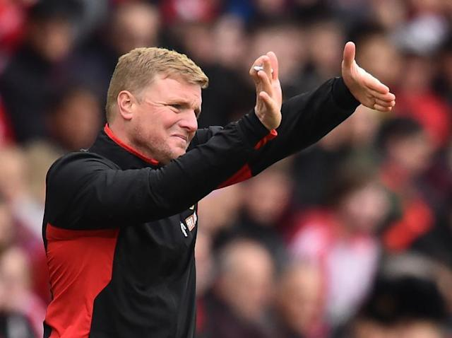 Eddie Howe calls on Bournemouth players to carry club over finish line against battling Swansea