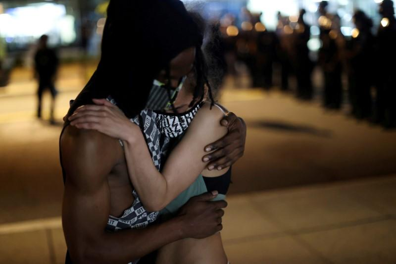 U.S. protests point to long-standing racial inequalities - UN rights boss