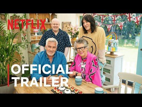 "<p>Not even a pandemic can stop a new season of the world's gentlest reality show. The music. The muted drama. The kind words each baker offers to one another, no matter how their bake turned out. <em>The Great British Baking Show </em>is the pinnacle of <a href=""https://www.esquire.com/entertainment/tv/a22985484/great-british-bake-off-season-8-netflix/"" rel=""nofollow noopener"" target=""_blank"" data-ylk=""slk:soft-core television"" class=""link rapid-noclick-resp"">soft-core television</a> that works as a salve for our often conflict-afflicted psyches. </p><p><a class=""link rapid-noclick-resp"" href=""https://www.netflix.com/watch/80063224?source=35"" rel=""nofollow noopener"" target=""_blank"" data-ylk=""slk:Watch Now"">Watch Now</a></p><p><a href=""https://www.youtube.com/watch?v=LtRWldtxuiI"" rel=""nofollow noopener"" target=""_blank"" data-ylk=""slk:See the original post on Youtube"" class=""link rapid-noclick-resp"">See the original post on Youtube</a></p>"