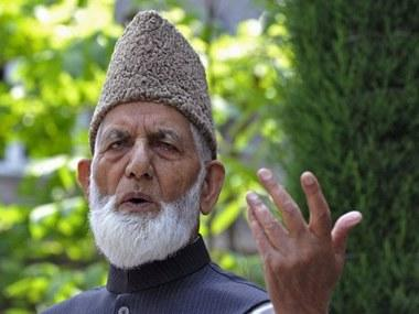 ED imposes over Rs 14 lakh penalty on Hurriyat Conference leader Syed Ali Shah Geelani for illegal possession of $10,000