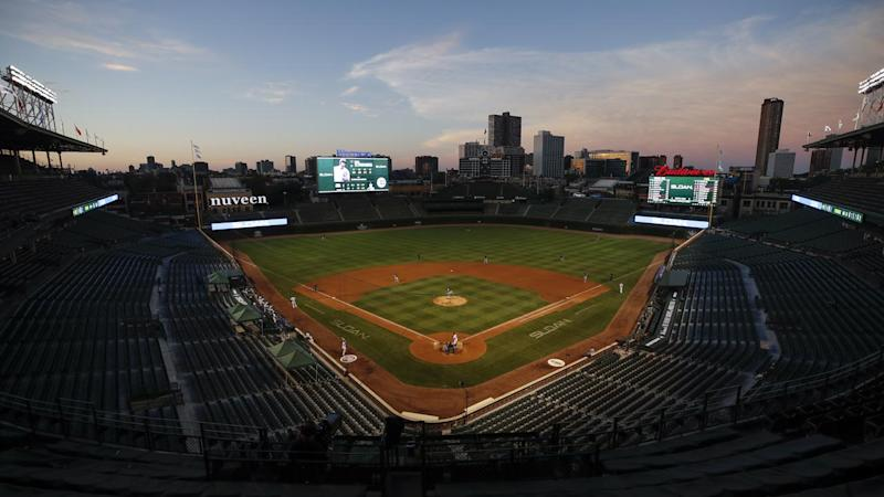Cubs finalize 28-man roster for NL Wild Card Series vs. Marlins