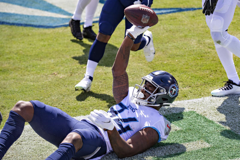 Titans remain outside top 10 in Touchdown Wire's power rankings